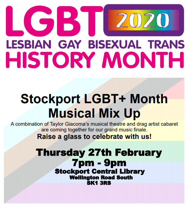 LGBT History Month 2020